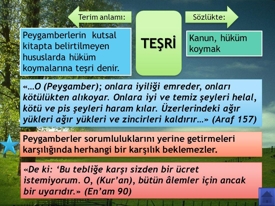 «Allah, mesajlarını onlara iletmek, onları (kötülüklerden ve inkardan) arındırmak ve onlara ilahi kelamı ve hikmeti öğretmek için içlerinden kendileri