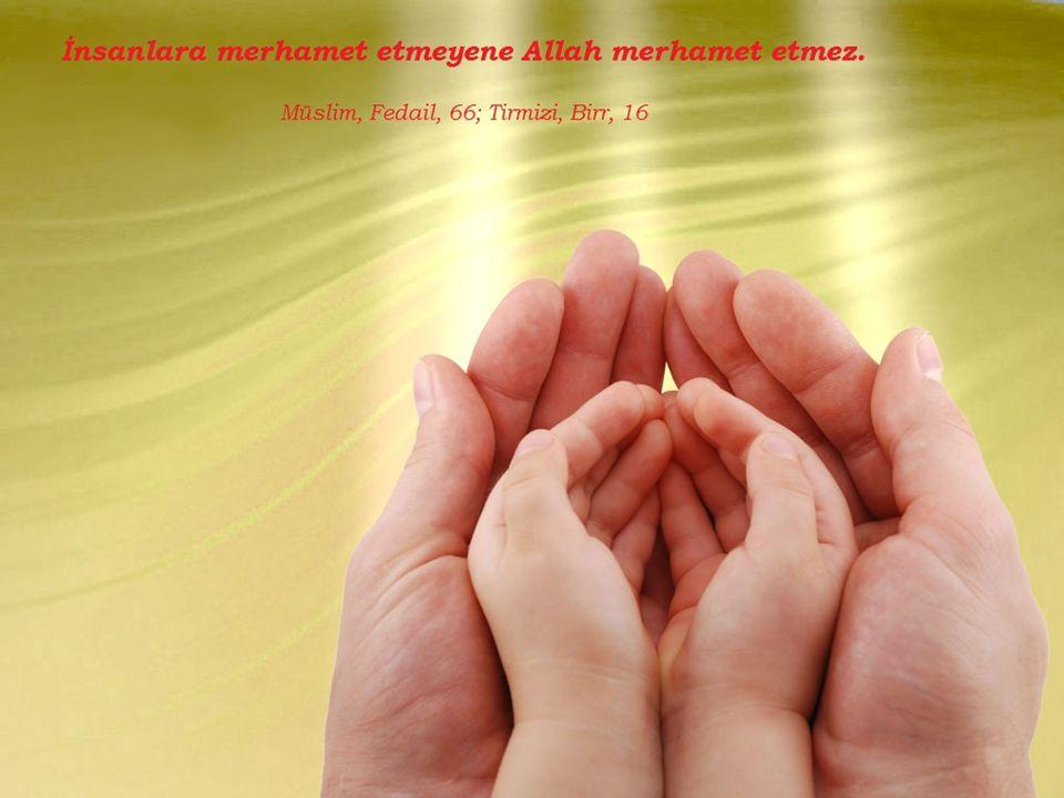 Sevgi ve merhamet konusu birbiriyle direk olarak alakalı konulardır.