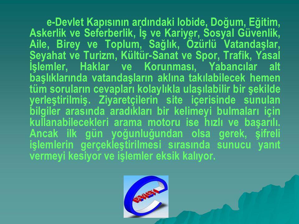 """Vatandaşın aklında oluşan """"Türkçe karakter kullanılacak mı, Türkiye miydi, Türkiye miydi"""" sorunu 21. yüzyıl teknolojisine yaraşır bir şekilde çözülmüş"""