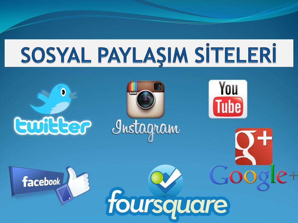 Sosyal Paylaşım Siteleri Ne Amaçla Kullanılır.