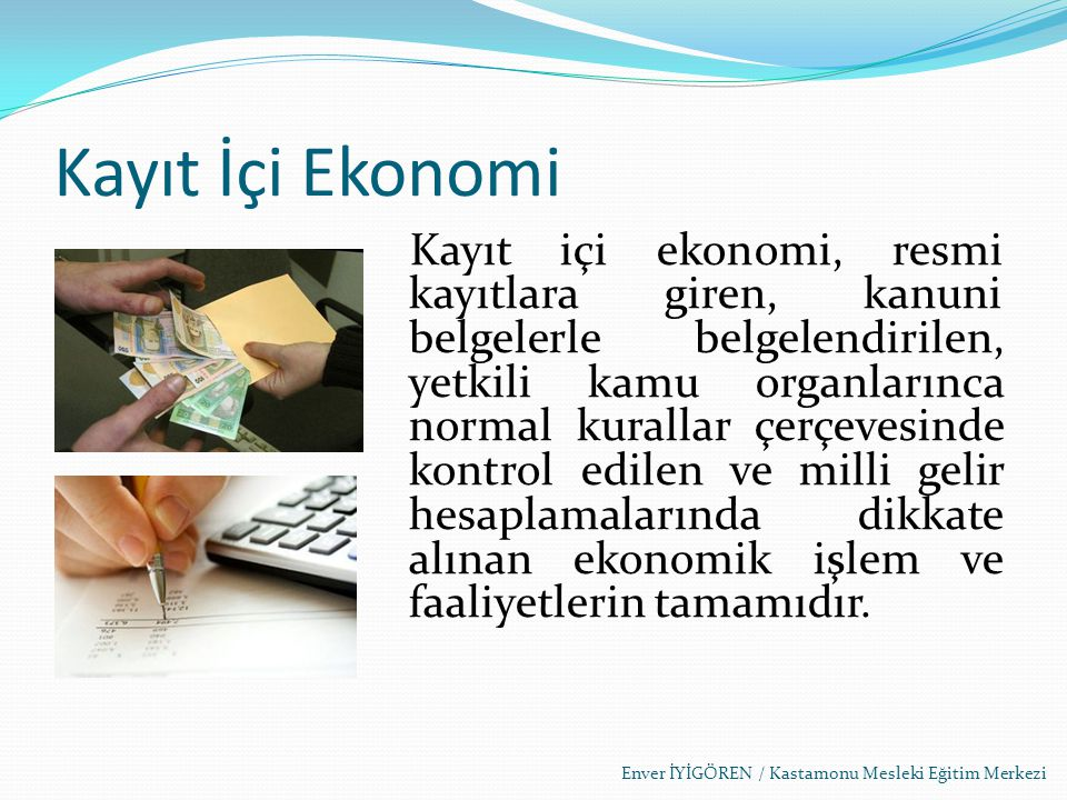 Talebin Özellikleri: - İstek satın alma ile ilgili olmalı - Talepte bulunanın satın alma gücü olmalı - Satın alma isteği belirli bir zaman veya dönem içinde oluşmalı - Ürünün satıldığı belirli bir piyasa bulunmalı - Ürünün birim fiyatı belirlenmiş olmalı Enver İYİGÖREN / Kastamonu Mesleki Eğitim Merkezi