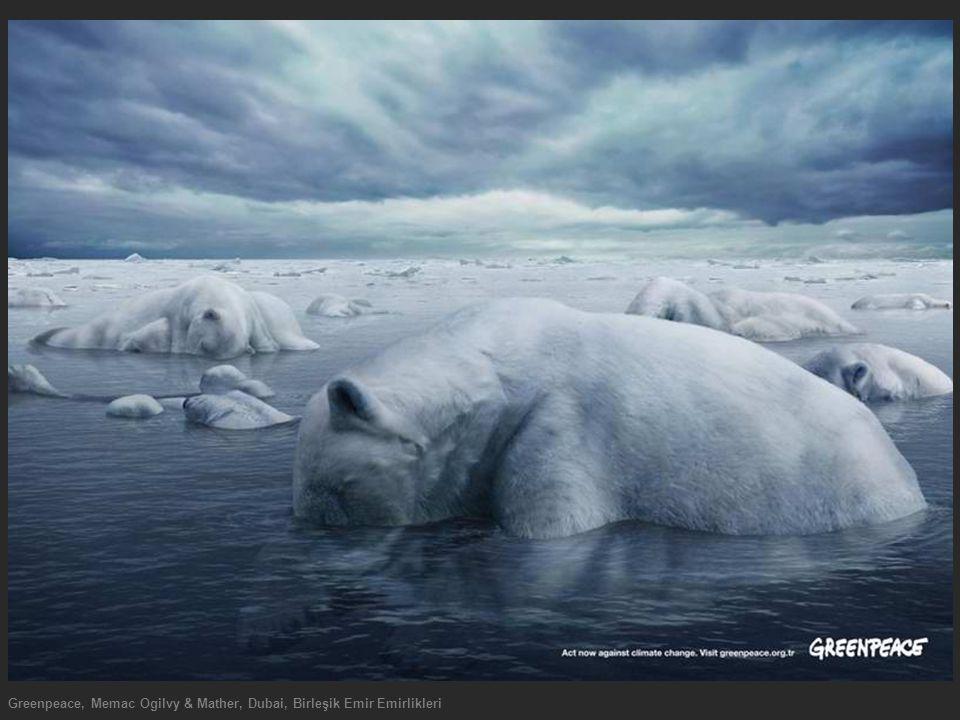 Greenpeace, Memac Ogilvy & Mather, Dubai, Birleşik Emir Emirlikleri