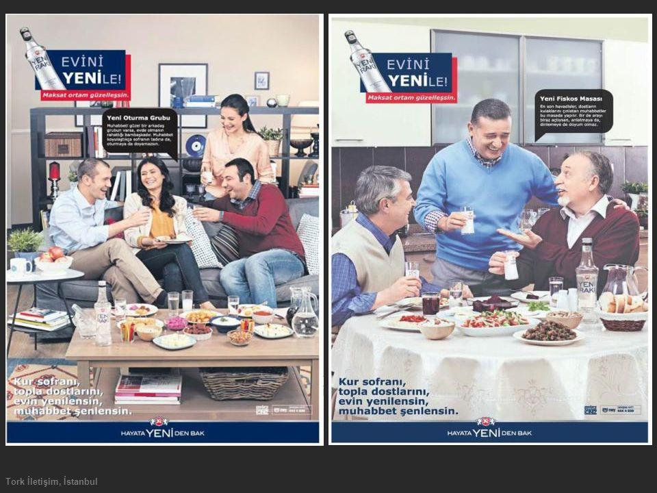 Tork İletişim, İstanbul