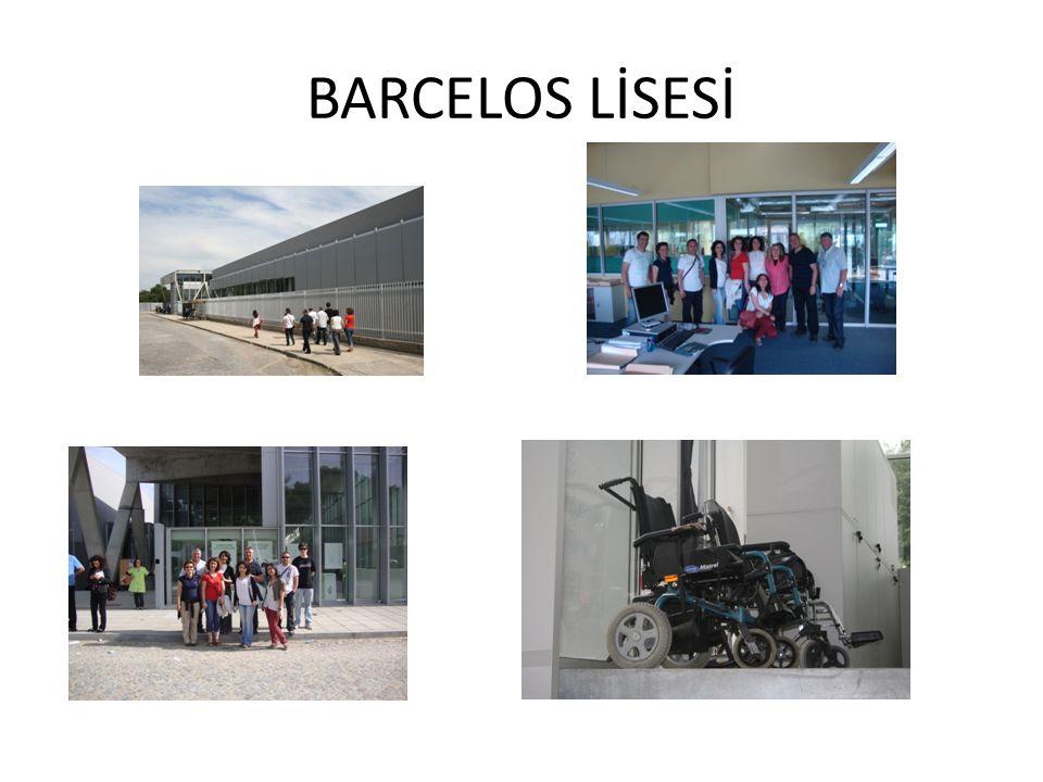 BARCELOS LİSESİ