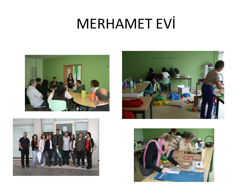 MERHAMET EVİ