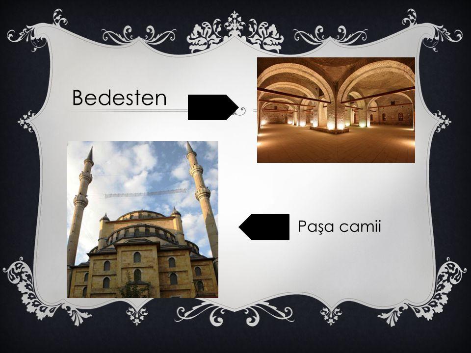 Bedesten Paşa camii