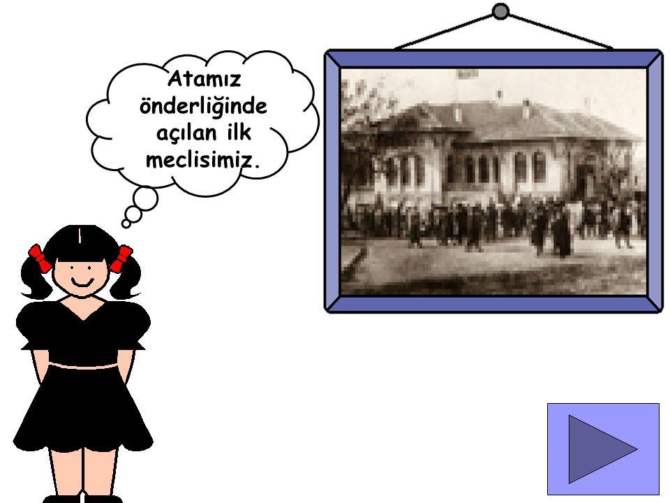 Atatürk'ün Samsun'a çıktığı Bandırma Vapuru.