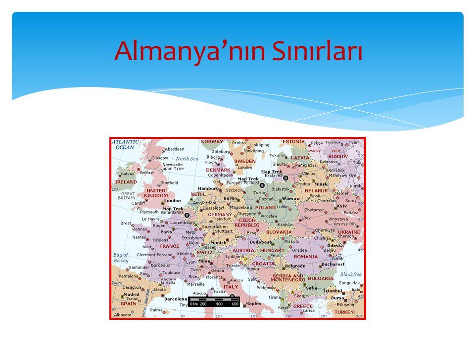 Almanya'nın Siyasi Yapısı  Almanya; federal, parlamenter, temsili demokrasili bir cumhuriyettir.