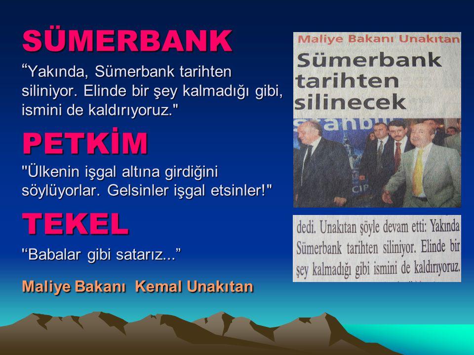 AKP İŞ BAŞINDA ( 2003 - 2007 ) 70 yıl sonra…