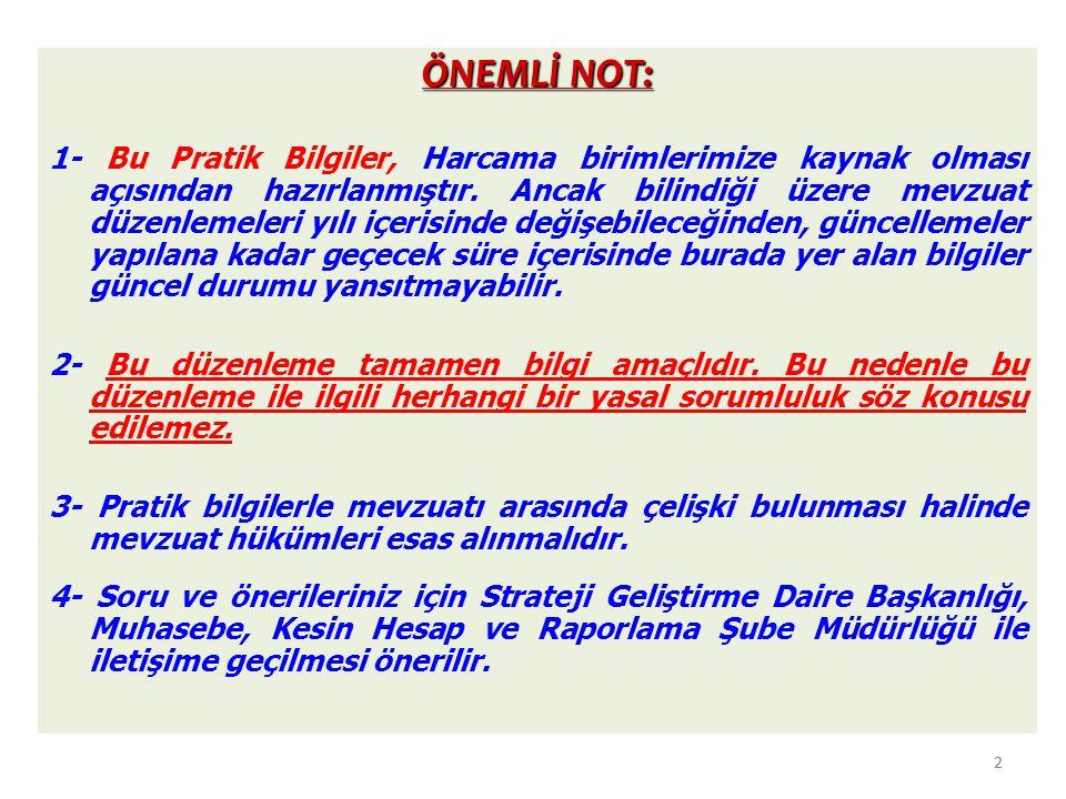 63 Kuzey Kıbrıs Türk Cumhuriyeti'ne Yapılacak Yolculuklarda Verilecek Gündeliklere Dair Karar ile Yurtdışı Gündeliklerine Dair Karar KUZEY KIBRIS TÜRK CUMHURİYETİ'NE YAPILACAK YOLCULUKLARDA VERİLECEK GÜNDELİKLERE DAİR KARAR a) Aylık/kadro derecesi 1 olanlar98,30 TL b) Aylık/kadro derecesi 2-4 olanlar81,90 TL c) Aylık/kadro derecesi 5-15 olanlar65,55 TL  Kuzey Kıbrıs Türk Cumhuriyeti ne geçici görevle gönderilen ve bu Karar hükümlerine göre gündelik ödenenlerden, yatacak yer temini için ödedikleri ücretleri belgelendirenlere, belge bedelini aşmamak ve her defasında on gün ile sınırlı olmak üzere, gündeliklerinin yarısına kadar olan kısmı yatacak yer ücreti olarak ödenir.
