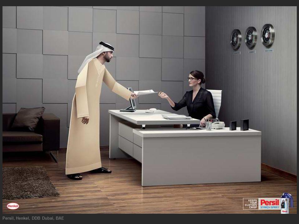 Persil, Henkel, DDB Dubai, BAE