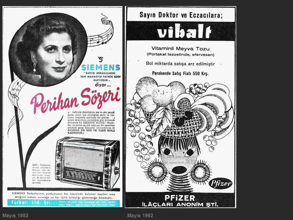 Mayıs 1952 Mayıs 1962