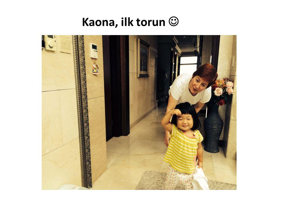 Kaona, ilk torun