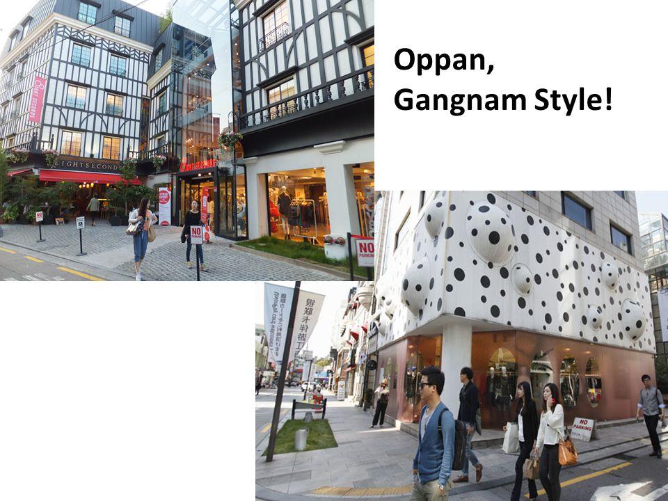 Oppan, Gangnam Style!