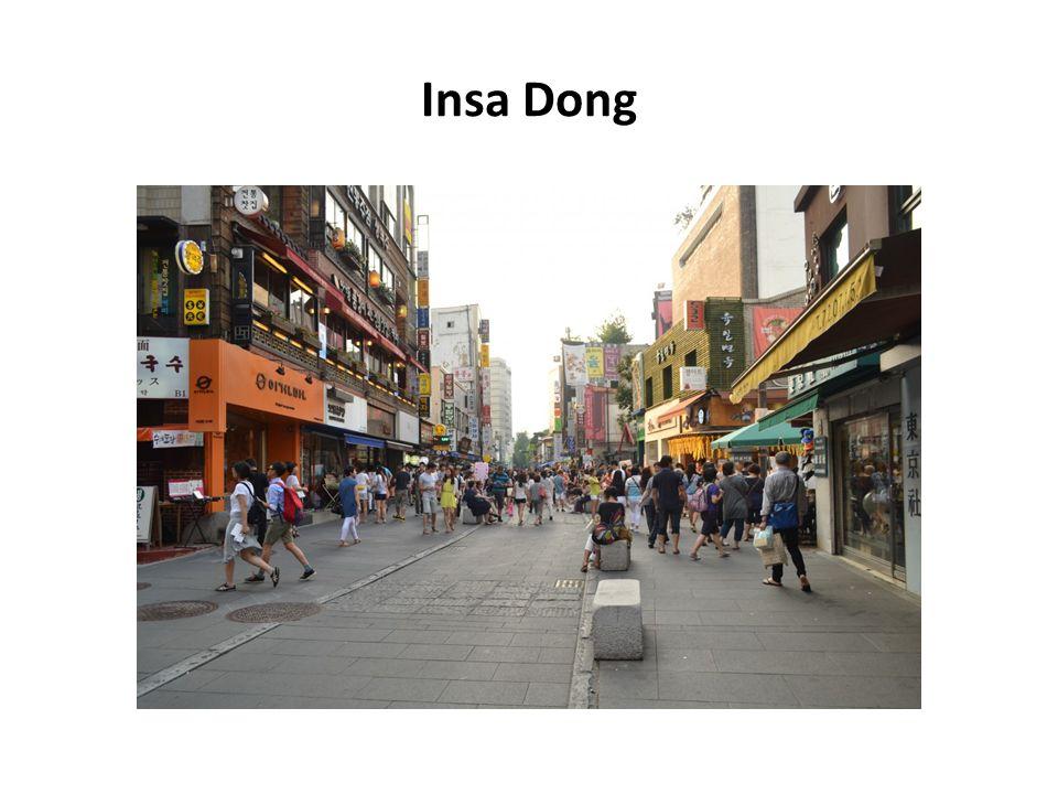 Insa Dong