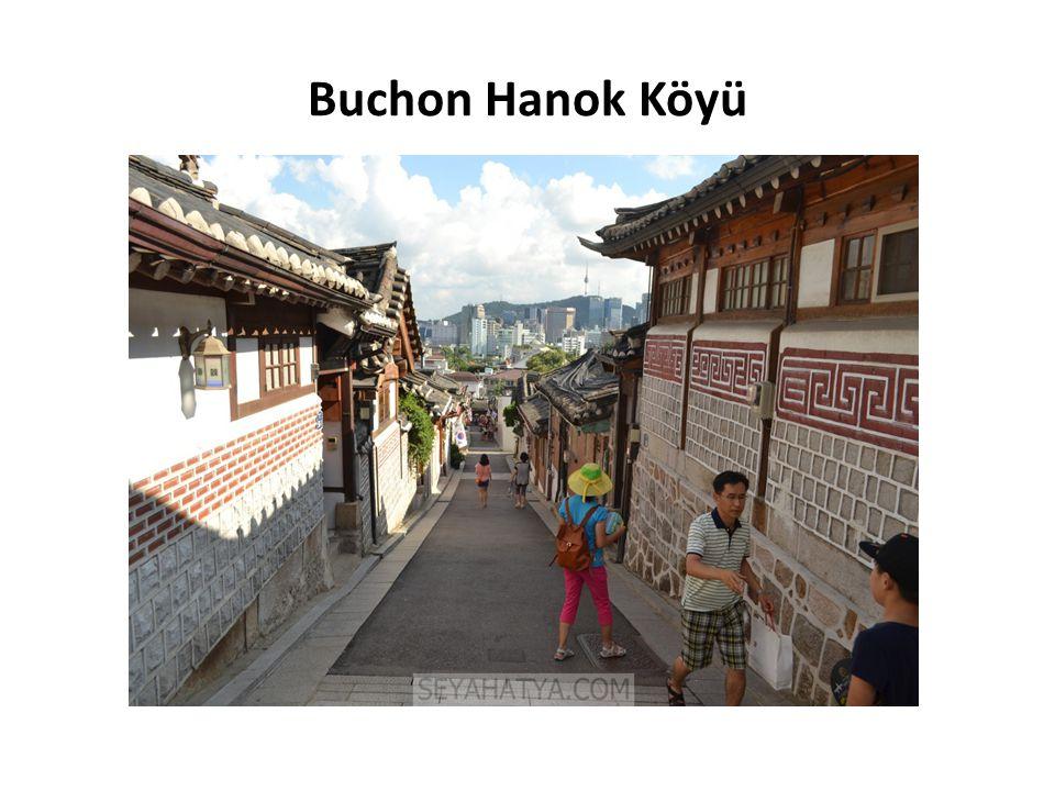 Buchon Hanok Köyü