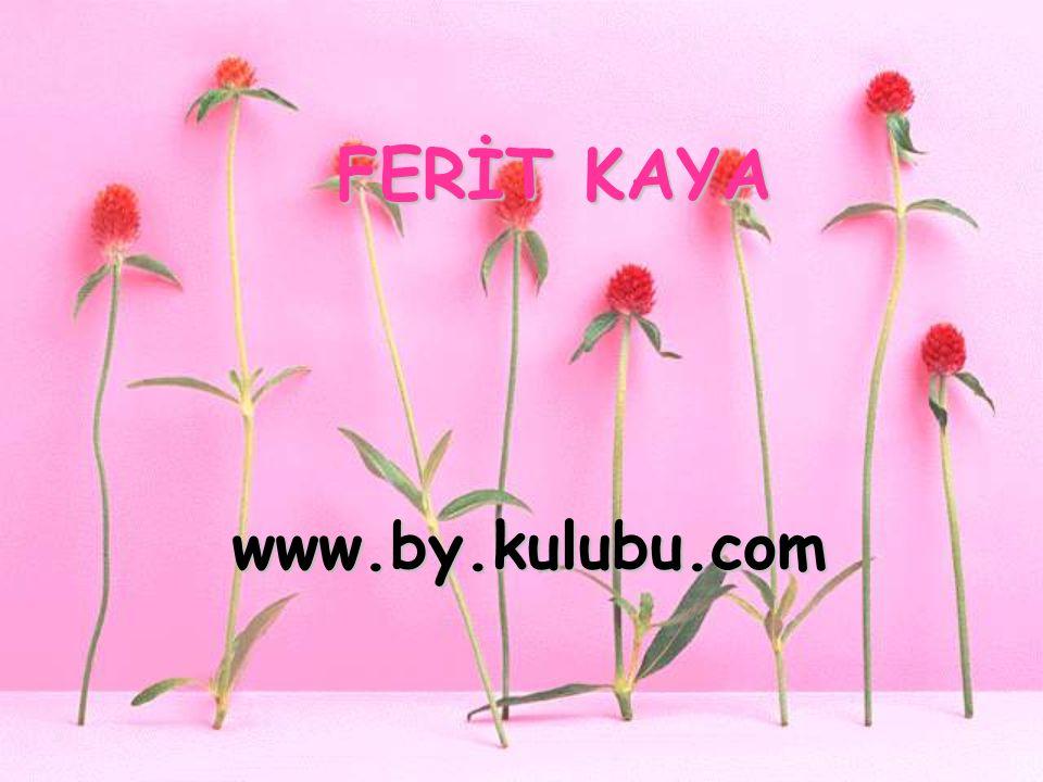 FERİT KAYA FERİT KAYA www.by.kulubu.com