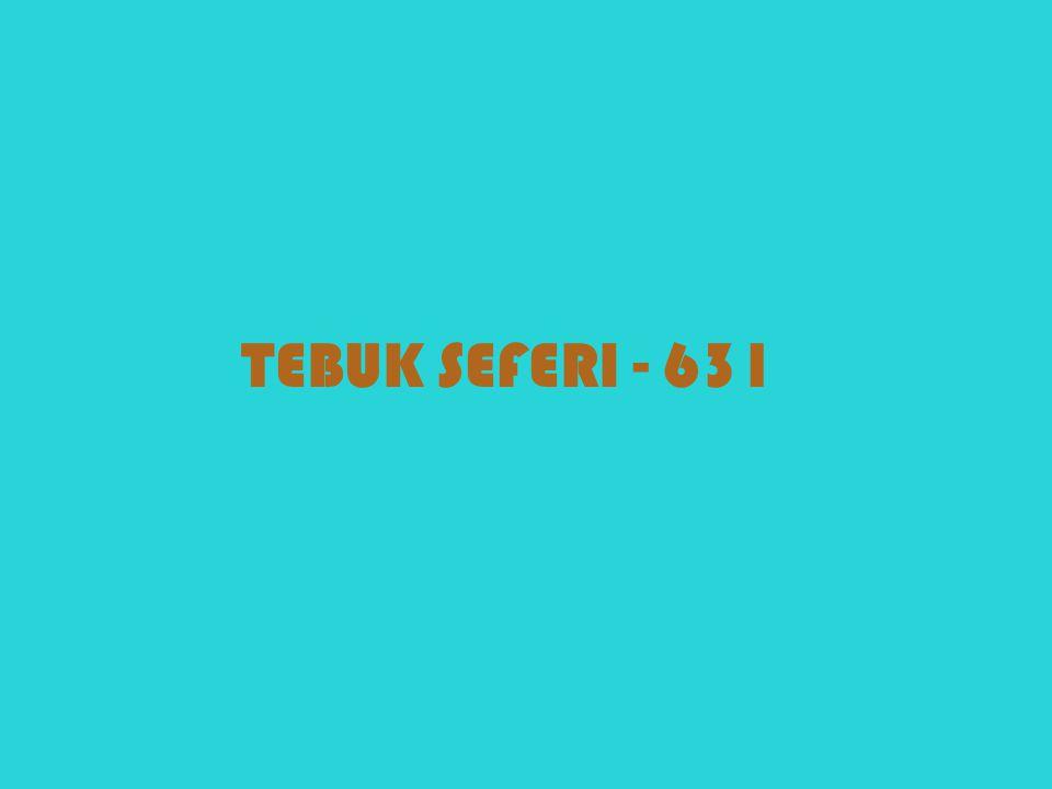 TEBUK SEFERI - 631