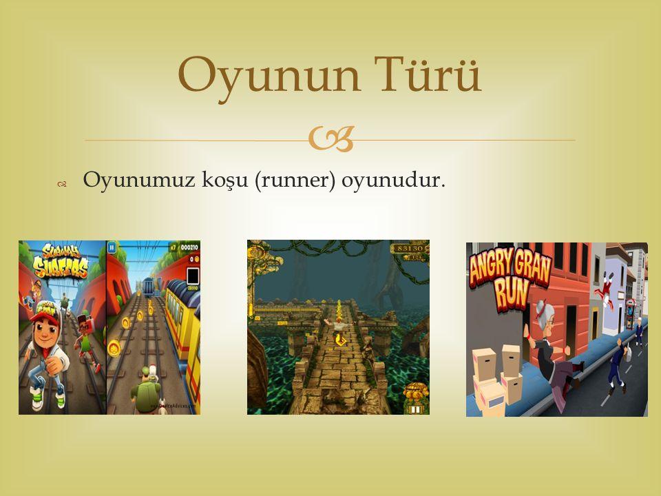   Oyun içi grafikler 2D ve 3D tarzında oluşturulmuştur.