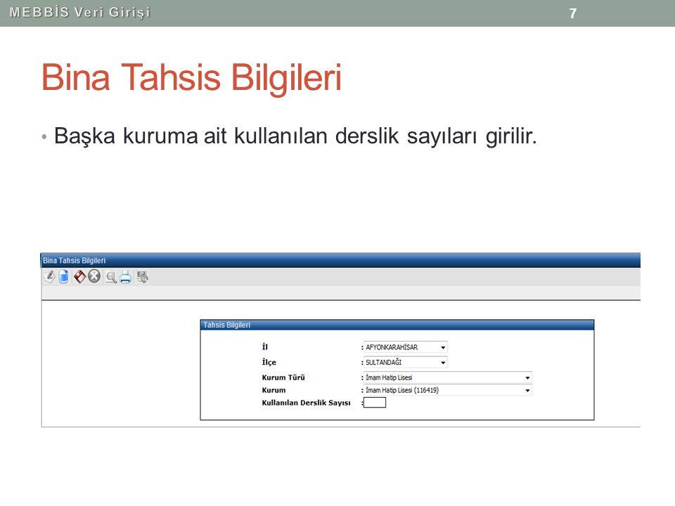 Kurs Onay Ekranı İl-İlçe'den onayı alınan kursun onaylandığı ve detay bilgilerinin girildiği ekrandır.