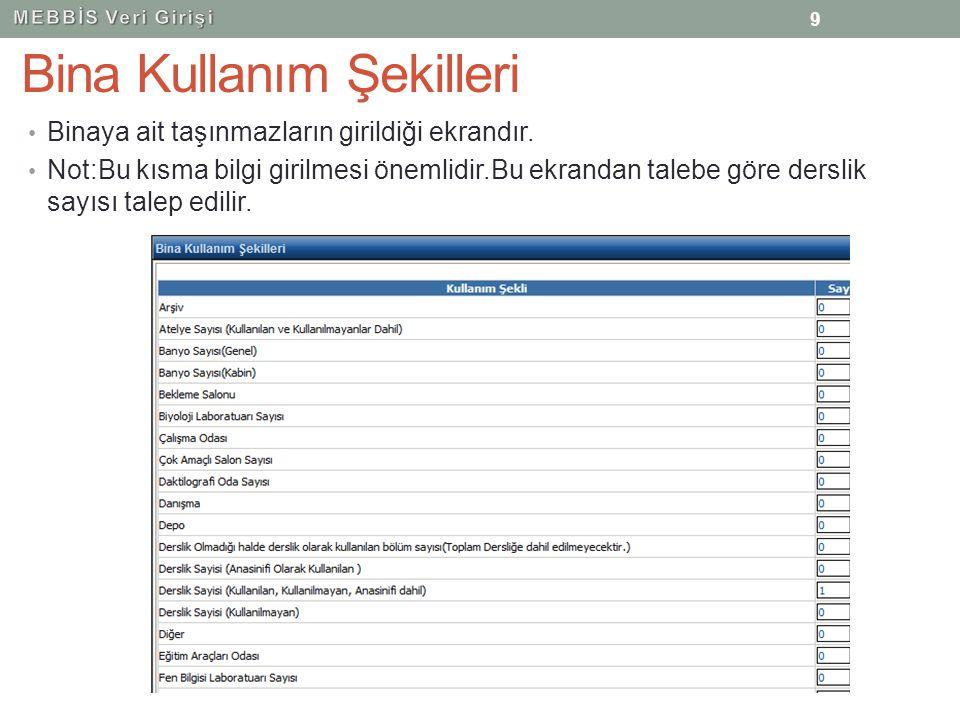 Personel Listesi İl/ İlçe Düzeyindeki Tüm personelin listelendiği ekrandır. 10