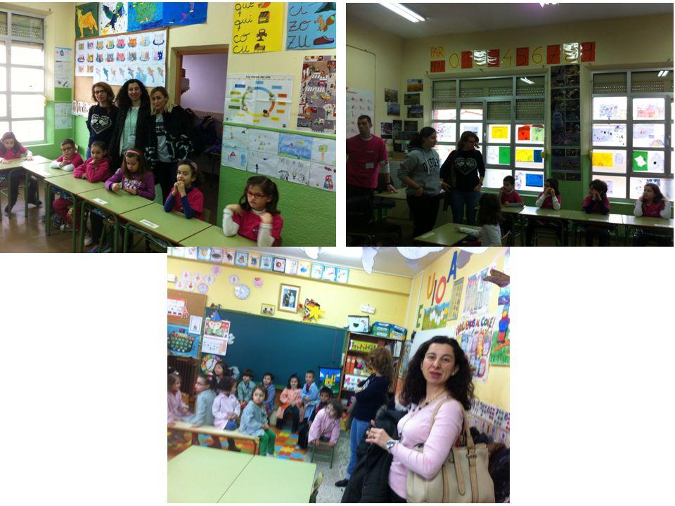 Sınıflarda gözlem yaptık,öğrencilerle tanıştık.