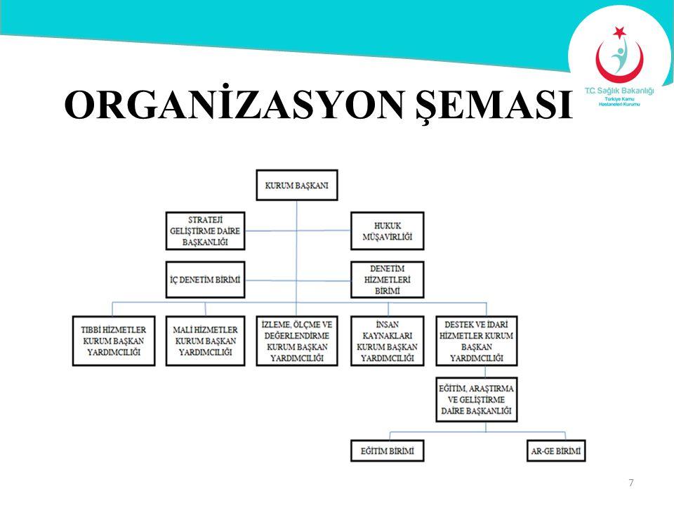 ORGANİZASYON ŞEMASI 7