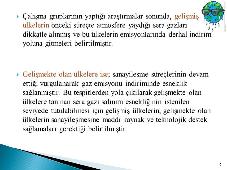 17 Kaynak: Konuralp Pamukçu, Uluslararası İlişkiler, Cilt3,sayı 10(2006)
