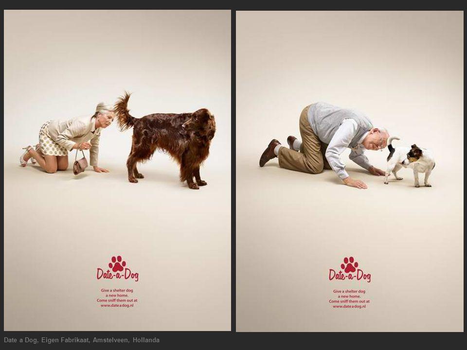 Date a Dog, Eigen Fabrikaat, Amstelveen, Hollanda