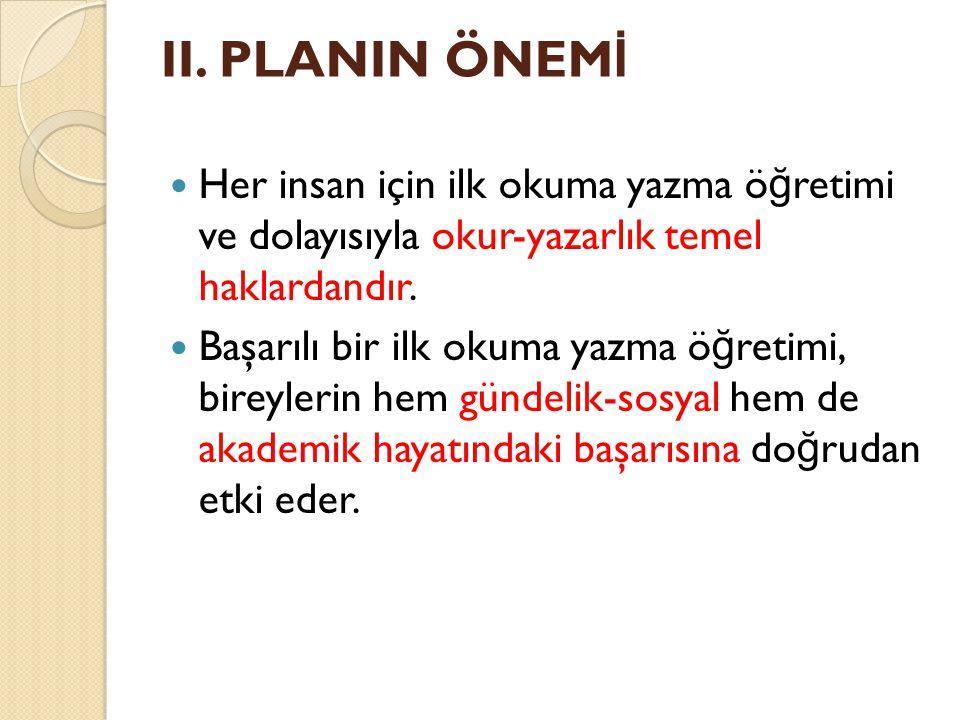 Mevcut şartlarda öğrenciler Türkçe yeterlikleri açısından üç farklı özellik gösterebilir: 1.