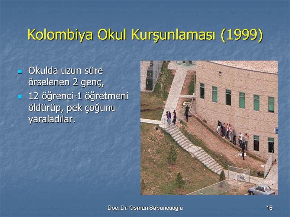 17Doç. Dr. Osman Sabuncuoglu