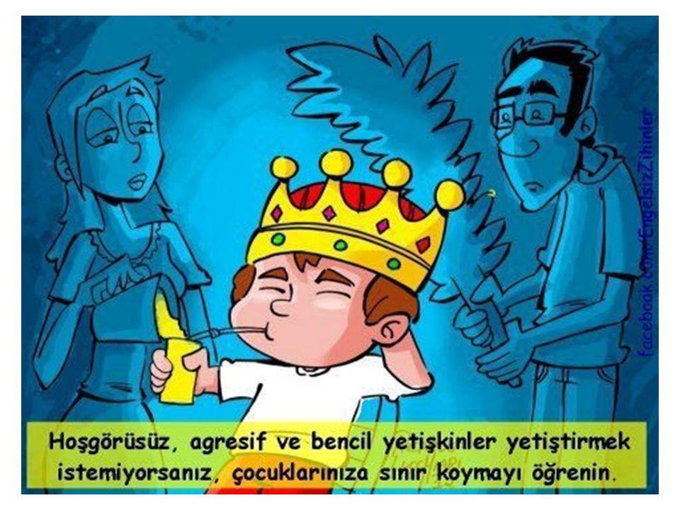 Disiplinin amacı, çocukların problemler karşısında kurallara uygun ve mantıklı çözümler üretmelerini sağlamaktır.
