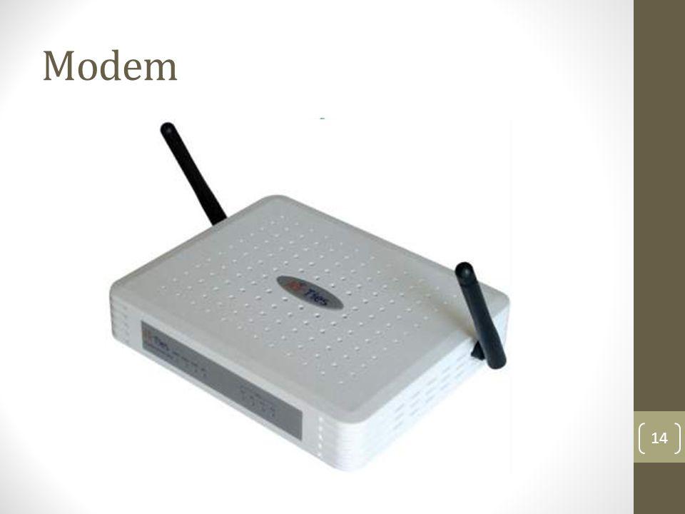Modem 14