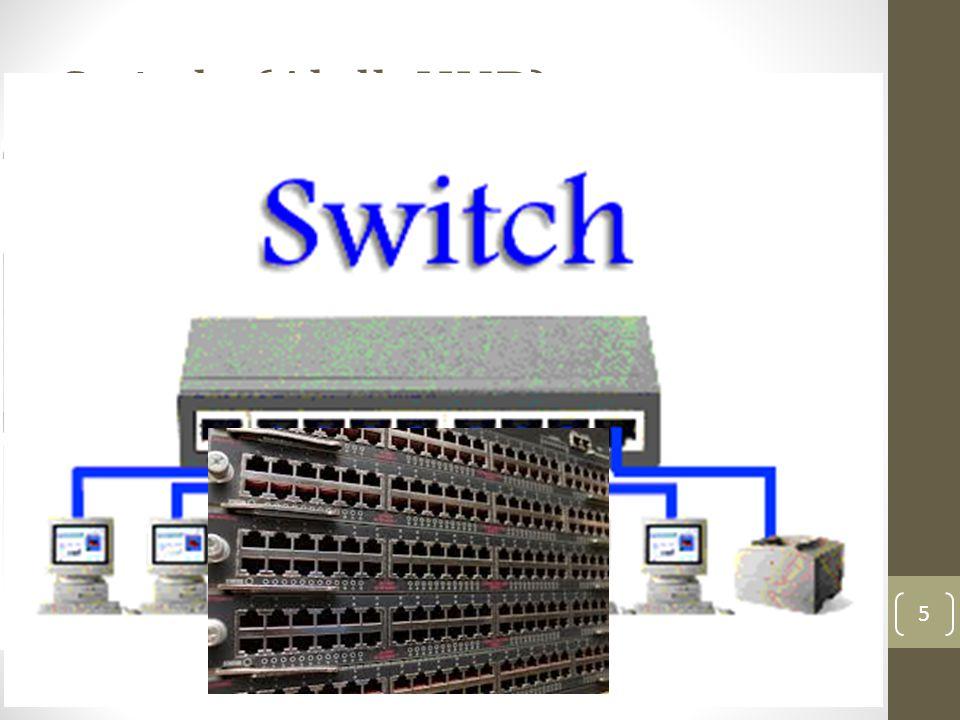 Switch (Akıllı HUB) 5
