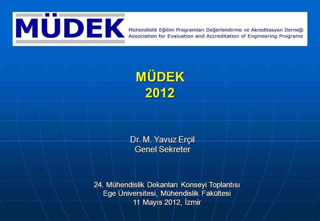MÜDEK 2012 24.