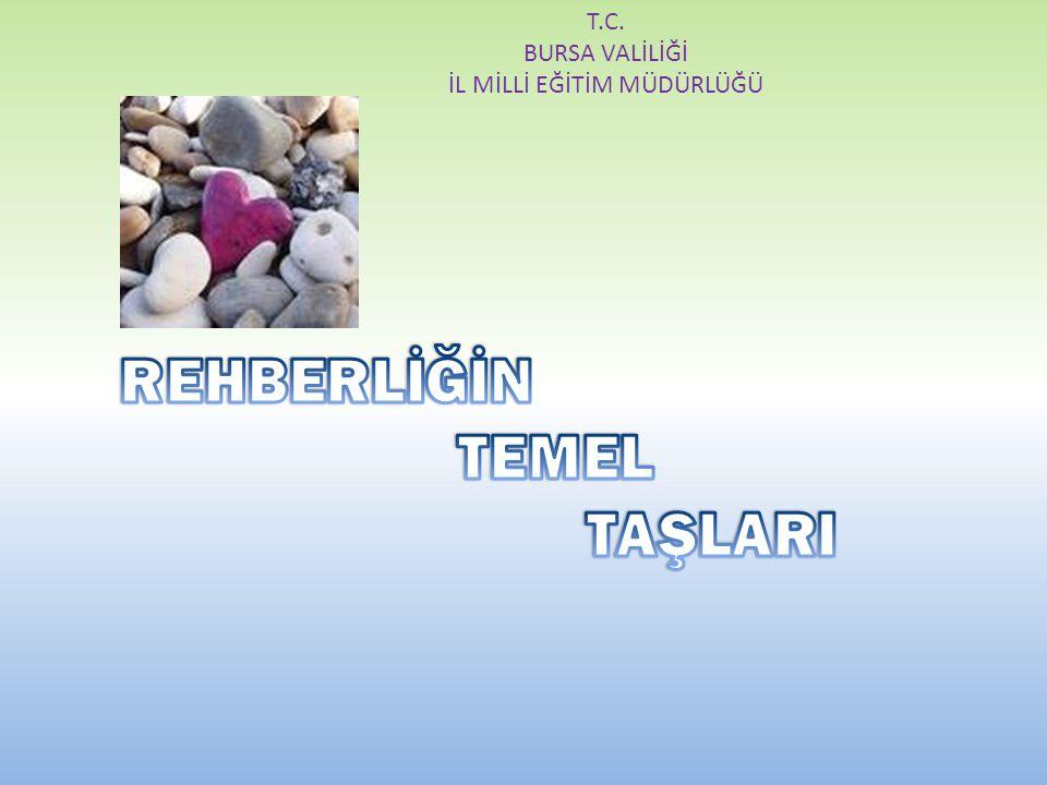 T.C. BURSA VALİLİĞİ İL MİLLİ EĞİTİM MÜDÜRLÜĞÜ
