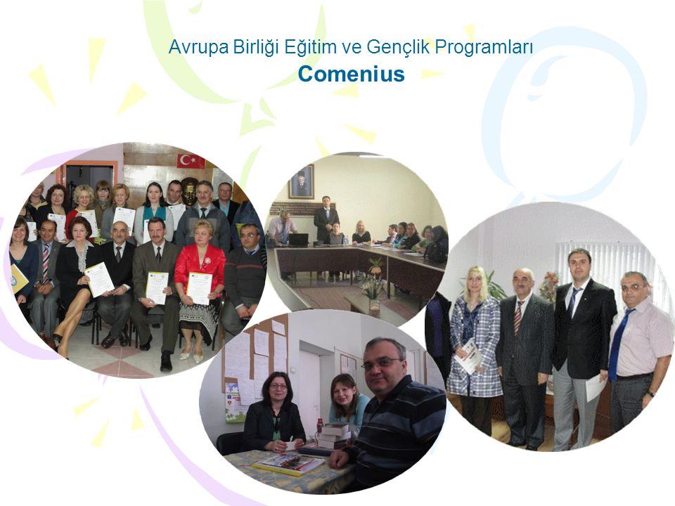 Avrupa Birliği Eğitim ve Gençlik Programları Comenius