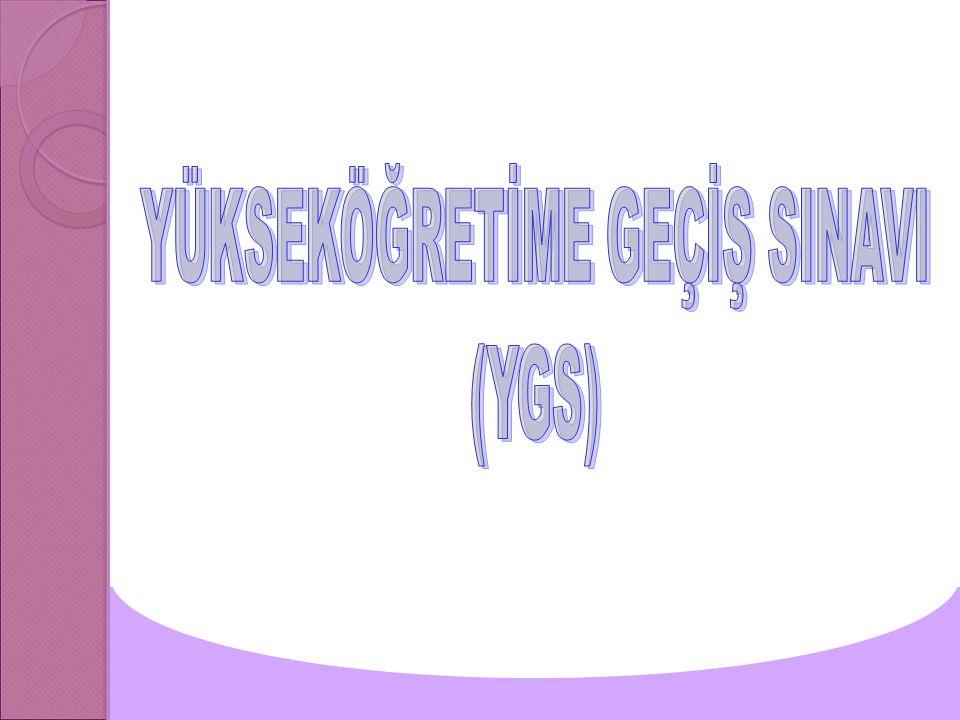 2014- ÖSYS İkinci Aşama : Lisans Yerleştirme Sınavları (LYS) Sınav Tarihleri 2014- ÖSYS İkinci Aşama : Lisans Yerleştirme Sınavları (LYS) Sınav Tarihleri TARİHSAATSINAV ADI 13.Haziran 2015 10.00 LYS-4: Sosyal Bilimler Sınavı 14.Haziran 2015 10.00 LYS-1: Mat.-Geo.