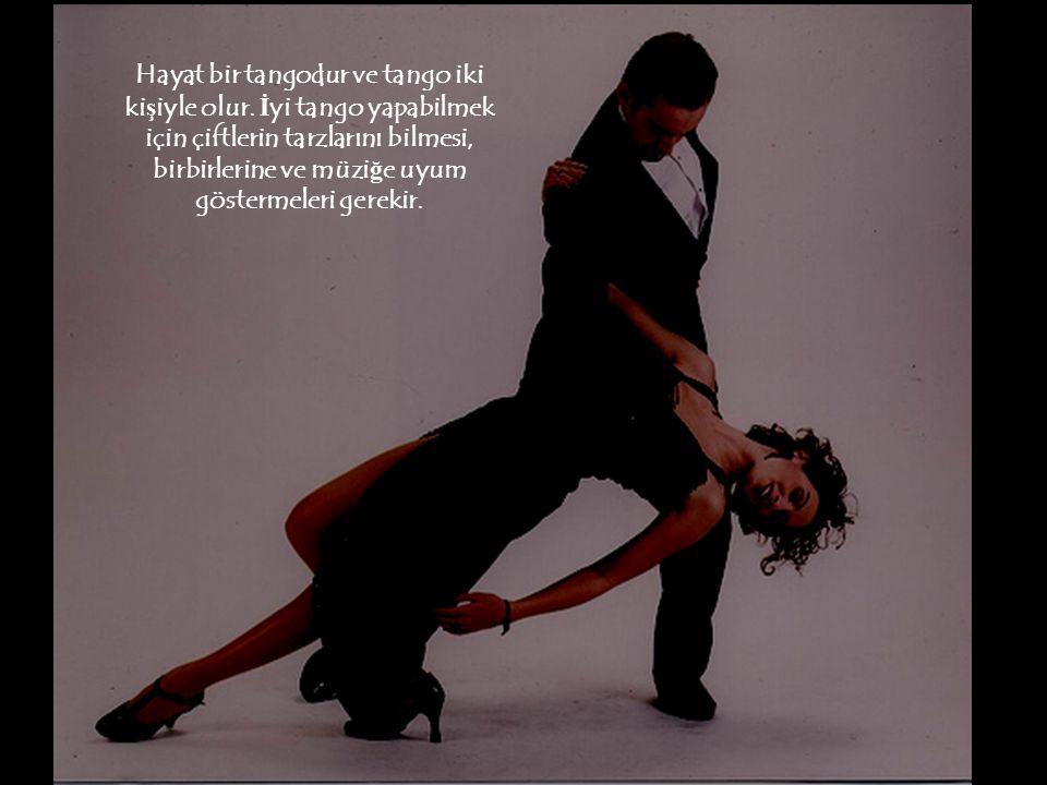 Çiftinizle çalı ş tı ğ ınız ve emek verdi ğ iniz halde uyumlu olamıyorsanız, de ğ i ş im zamanı gelmi ş demektir. Müzi ğ i, pisti de dans hocanızı de