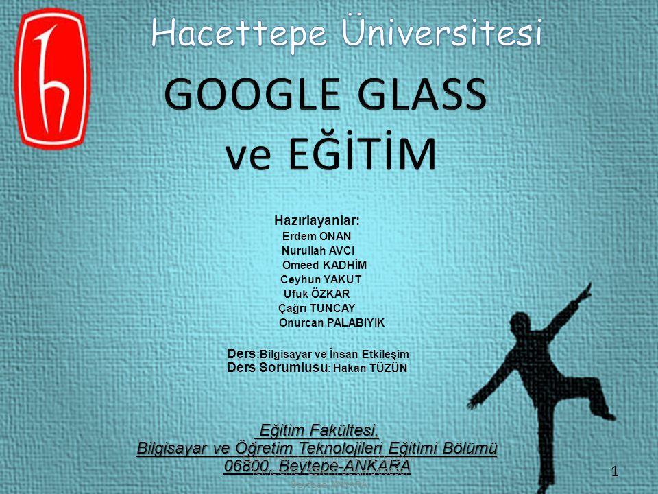 Google Glass Nedir .