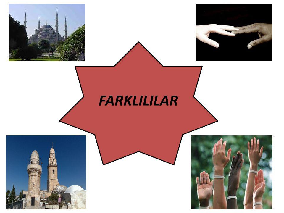 FARKLILILAR