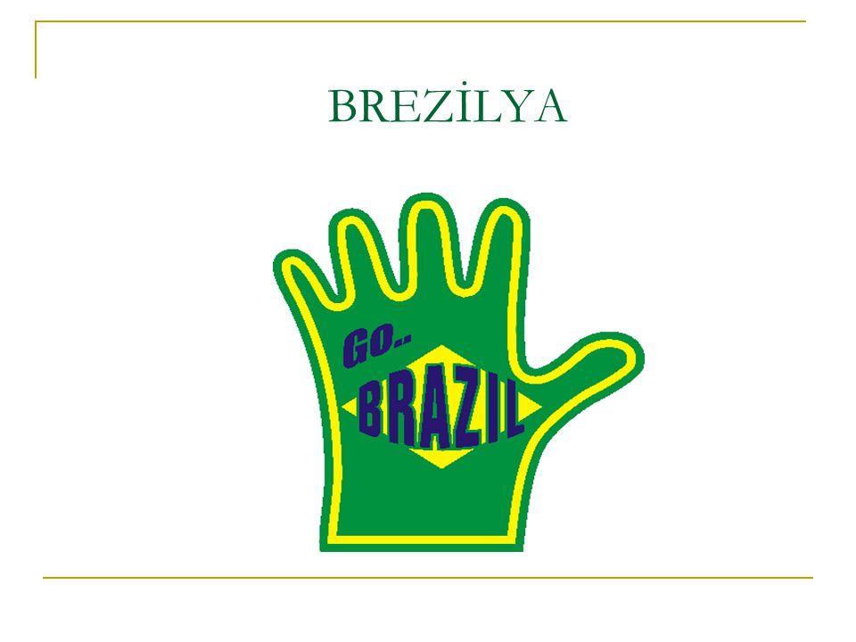 Brezilya (República Federativa do Brasil), Güney Amerika da yer alan, kıtanın en büyük ve en kalabalık ülkesidir.