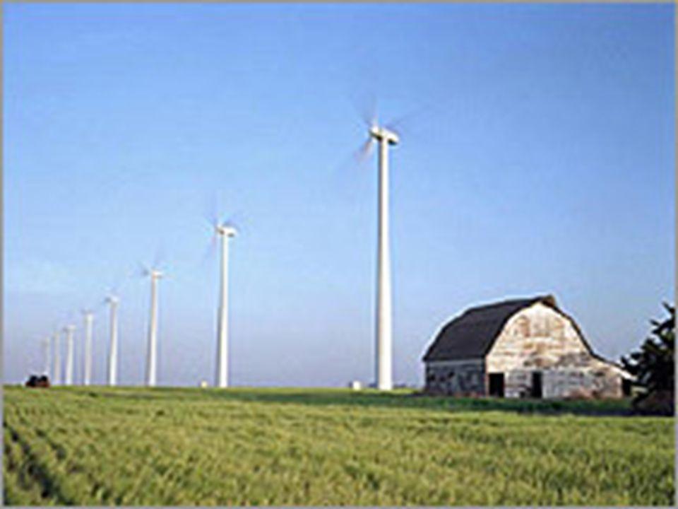 Rüzgar enerjisini etkileyen faktörler -Rüzgarın hızı (şiddeti) -Rüzgarın hızı basınç merkezleri arasındaki gradyan farkının yüksek oluşuna göre değişir.