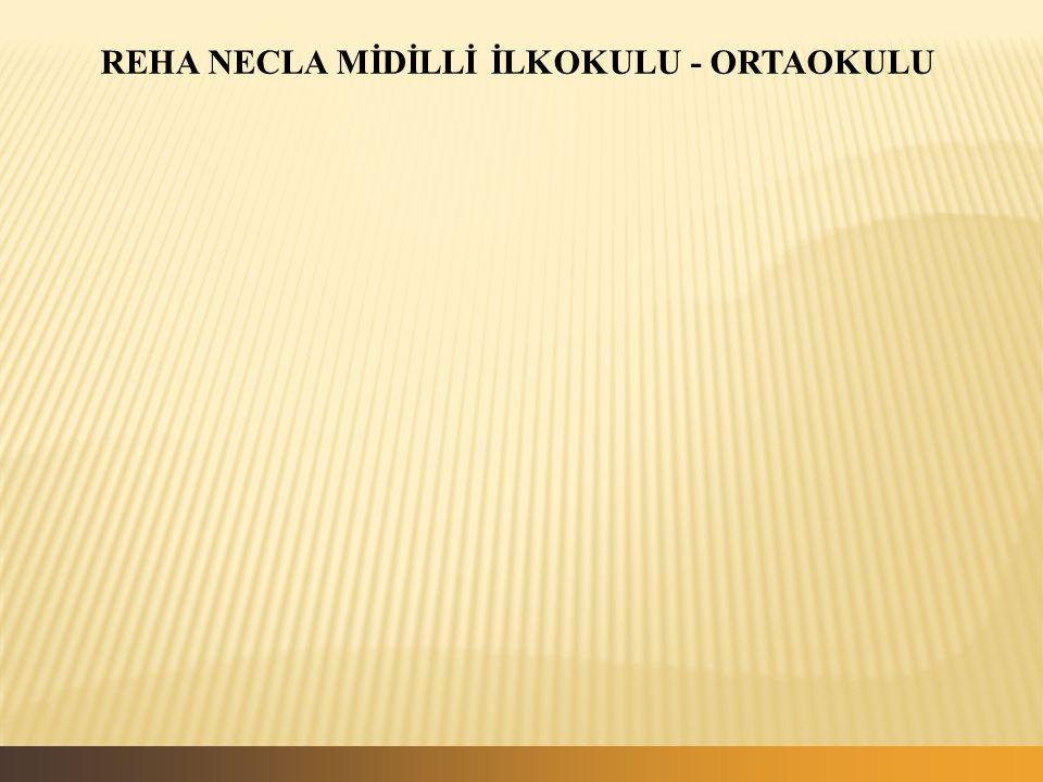 REHA NECLA MİDİLLİ İLKOKULU - ORTAOKULU