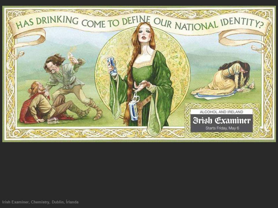 Irish Examiner, Chemistry, Dublin, İrlanda
