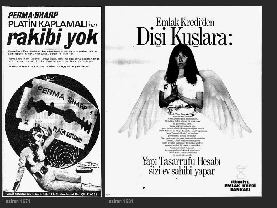 Haziran 1971Haziran 1981