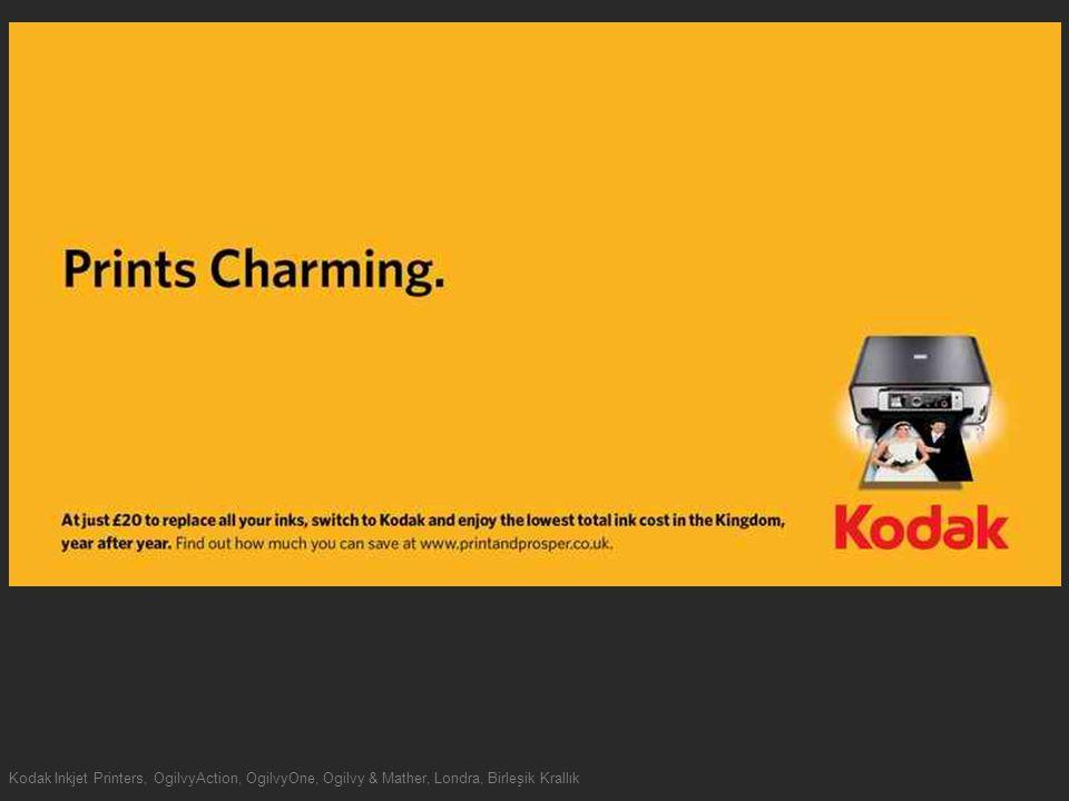 Kodak Inkjet Printers, OgilvyAction, OgilvyOne, Ogilvy & Mather, Londra, Birleşik Krallık