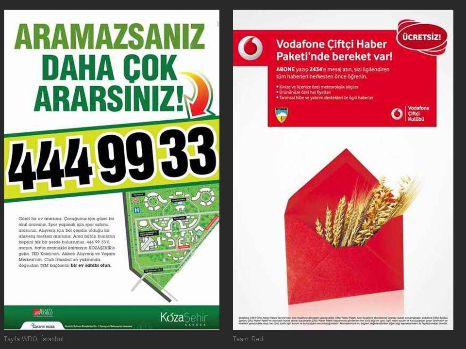 Tayfa WDO, İstanbulTeam Red