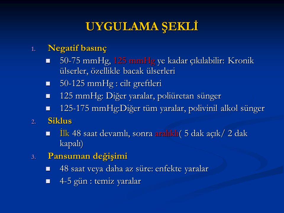 UYGULAMA ŞEKLİ 1.