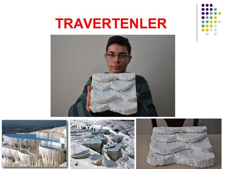 TRAVERTENLER